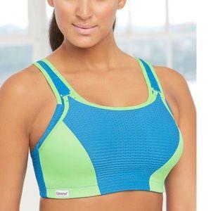 GLAMORISE Size 38G Adjustable Sports Bra